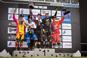 UCI World Cup #3 DH Fort William 2012
