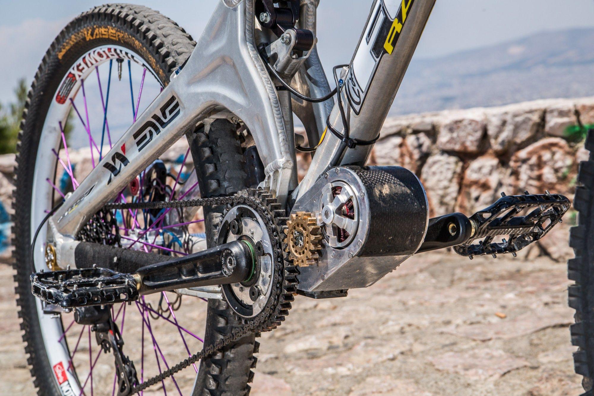 Paradox Kinetics High Power E Bike Motor Factory
