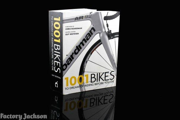 1001 Bikes book
