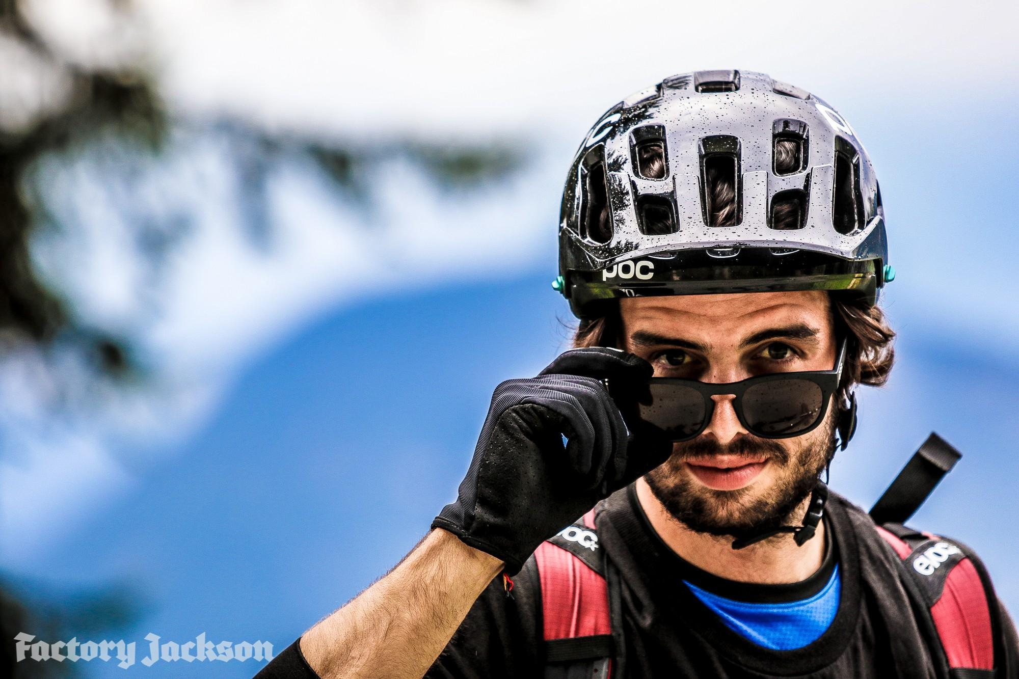 Блог компании Триал-Спорт: POC Tectal Race – шведская элегантность