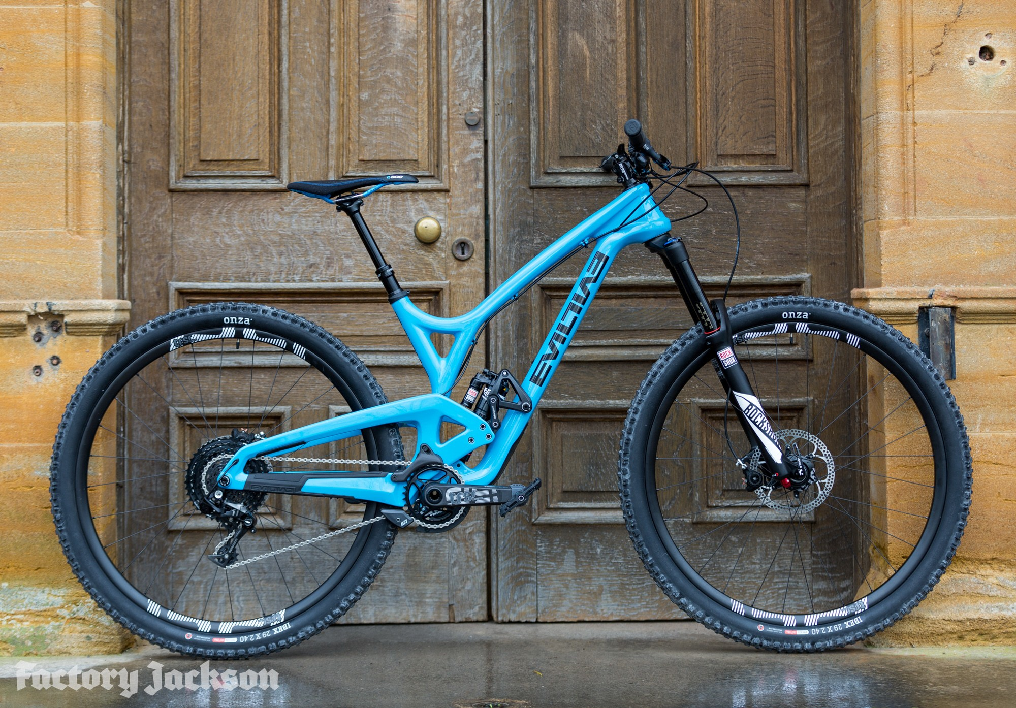 Evil Bikes The Wreckoning released! - Factory Jackson Factory Jackson