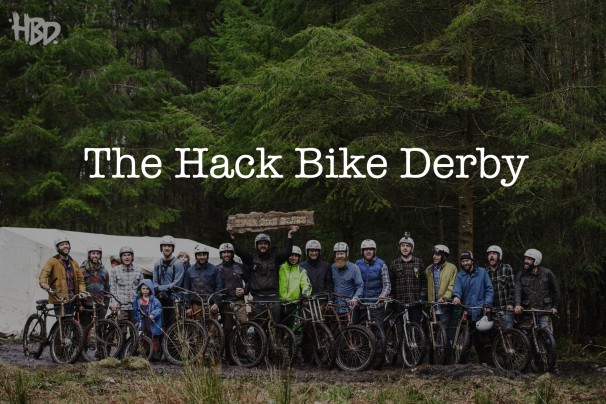 Hack Bike Derby 2016 Somerset AG