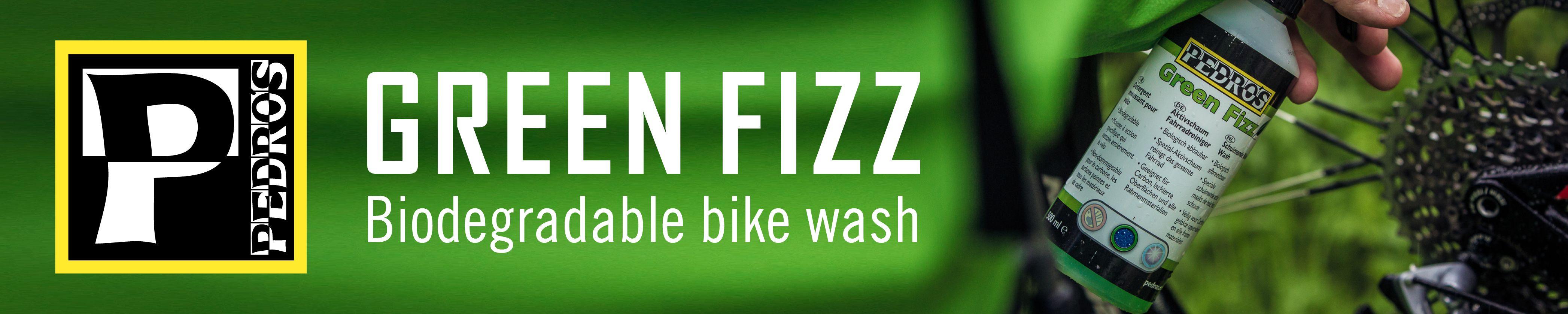 FJ – Pedros green fizz large banner