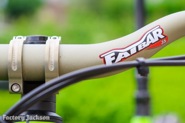 Renthal Fatbar 35mm  (1 of 4)