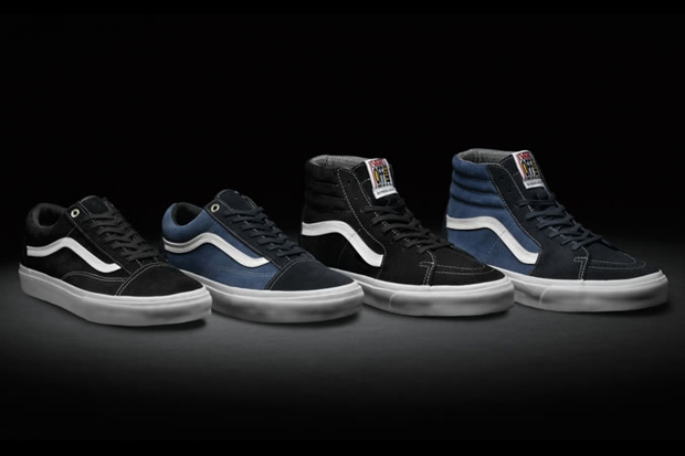 3ebd68807685ac Vans Syndicate 35th Anniversary  Jazz Stripe  Collection - Factory ...