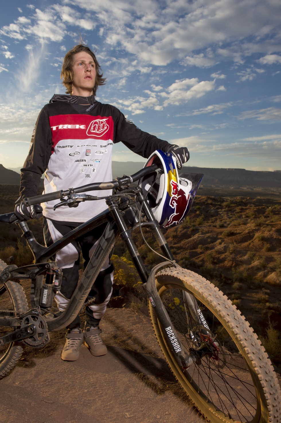 Best E Bike >> The Big Show in Photos - Red Bull Rampage 2012 - Factory Jackson Factory Jackson
