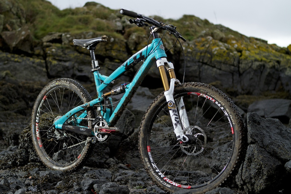 e1687c3a927 For 2012 Yeti introduced the 'Switch-Link' suspension with their all new  SB66 and SB95 bikes…