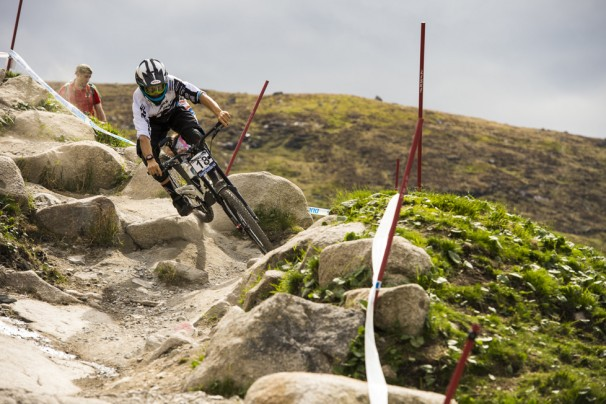 Fort William DH Qualifying