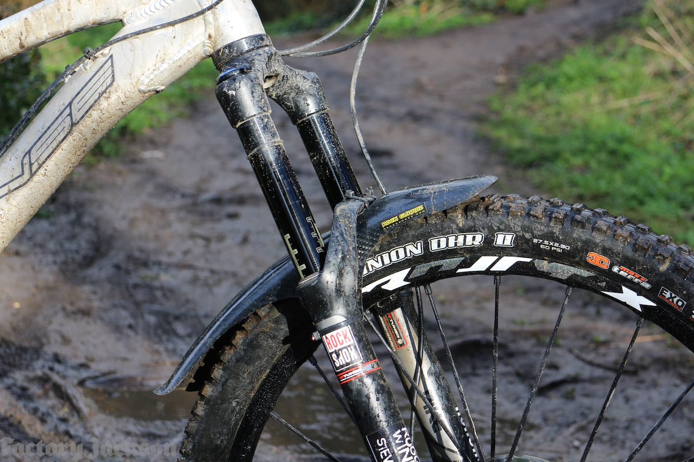 Mtb Mudguards Three Of The Best Factory Jackson Factory Jackson