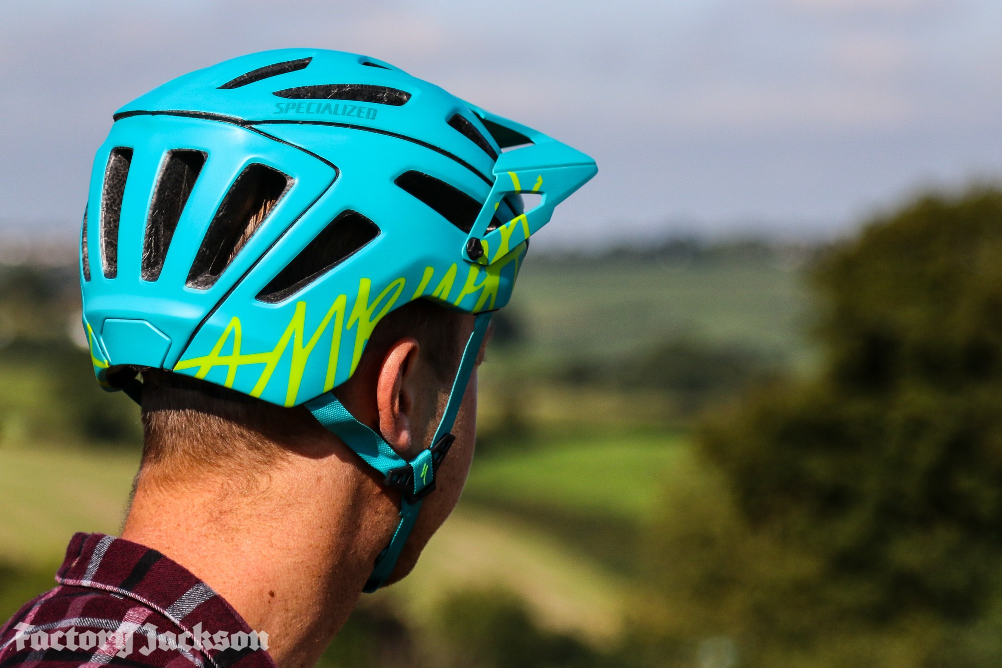 Specialized Ambush Helmet Review Factory Jackson Factory