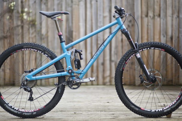 Swarf Cycles - an alternative MTB brand