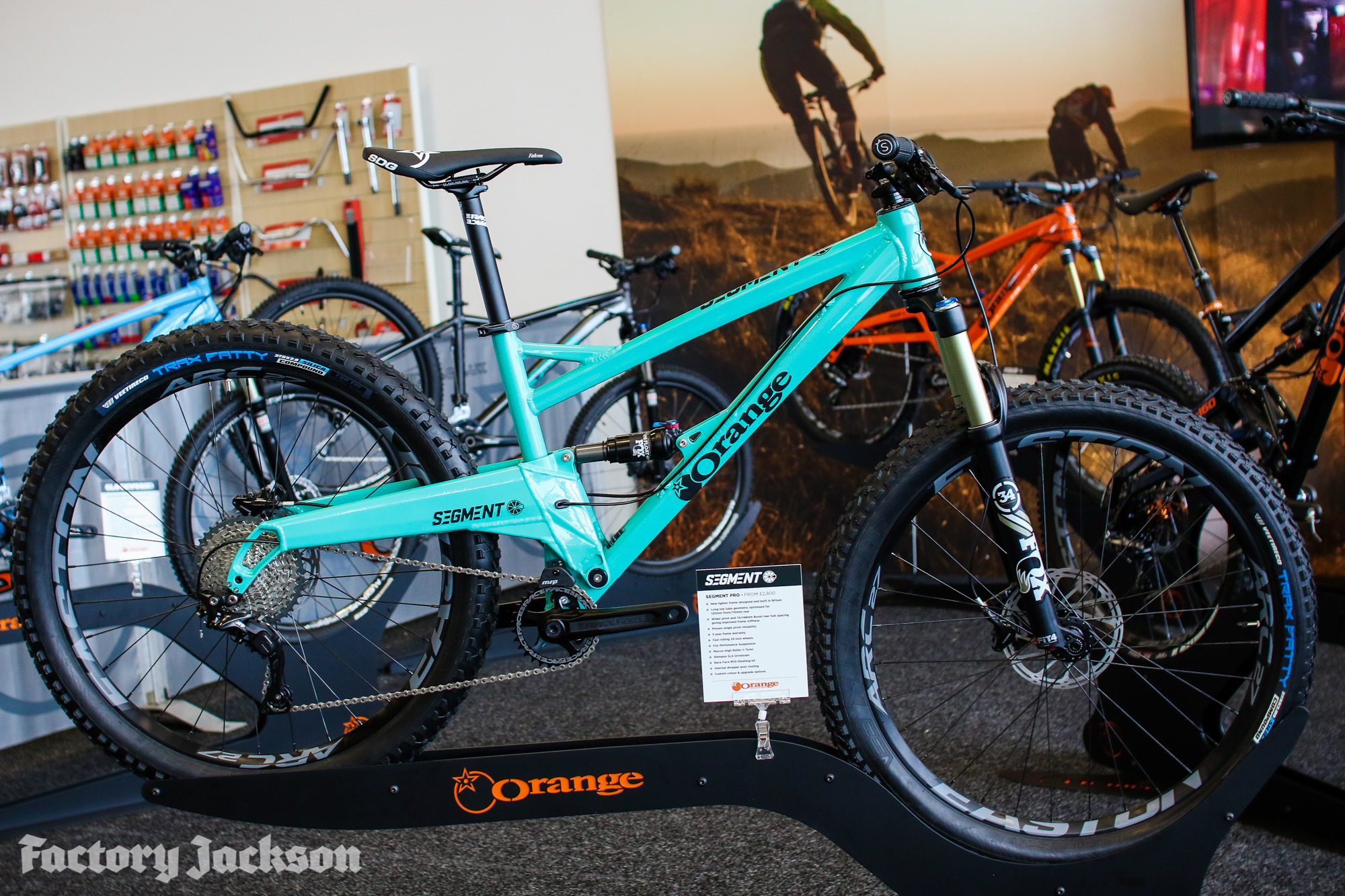 The Bike Place Show 2016