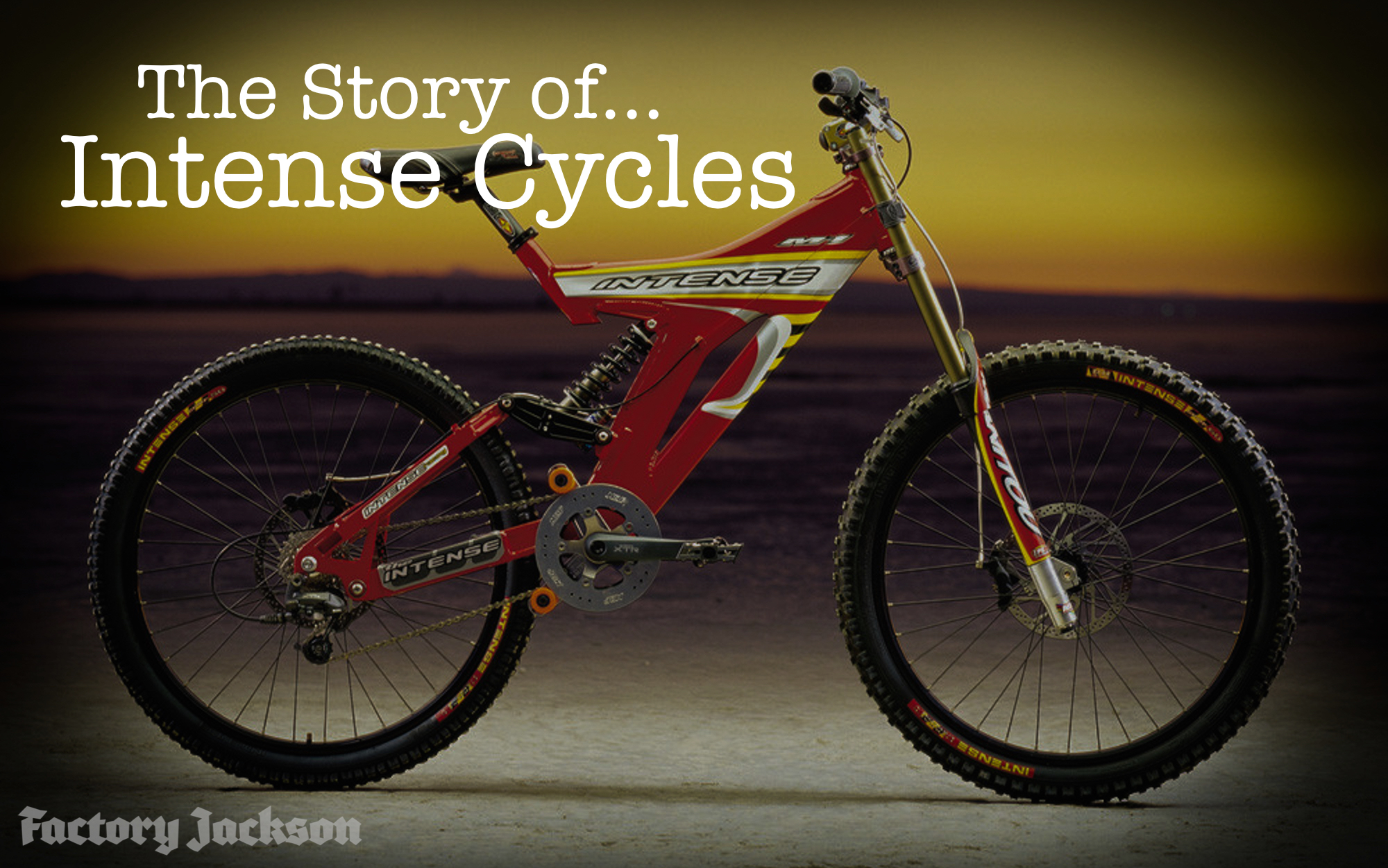 d169c214a Intense Cycles - the story of the brand - Factory Jackson Factory Jackson