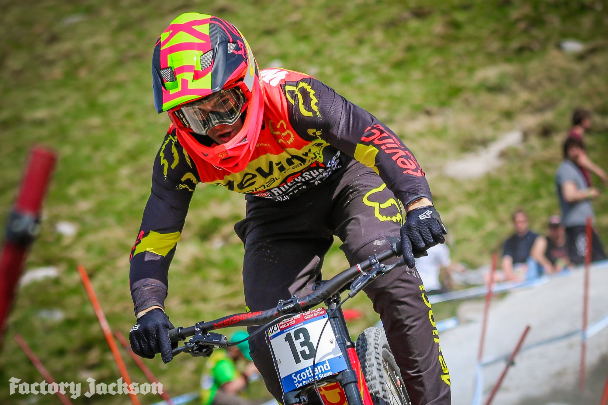 Fort William 2016 - Mark Wallace