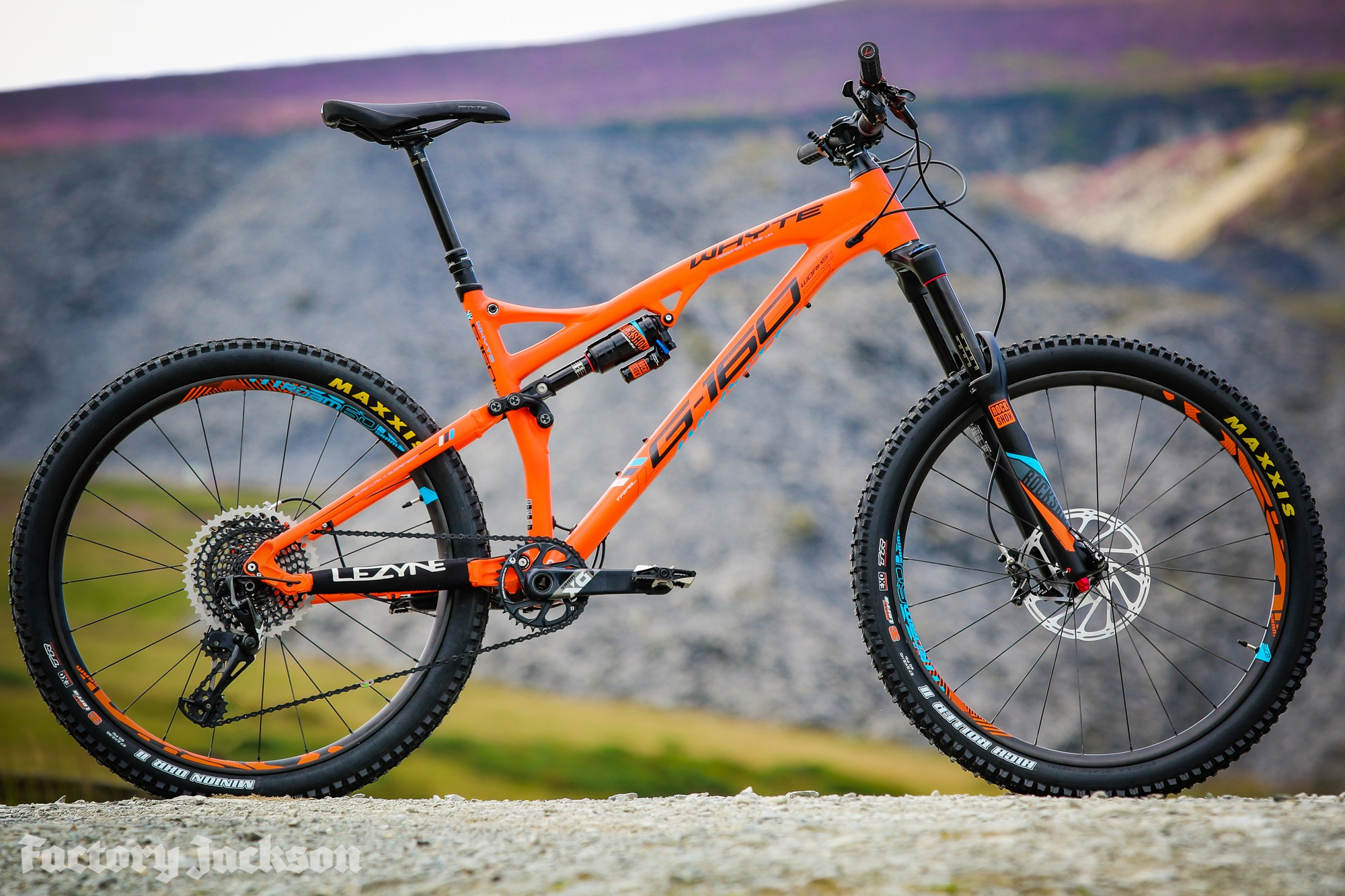 Whyte G160 Works