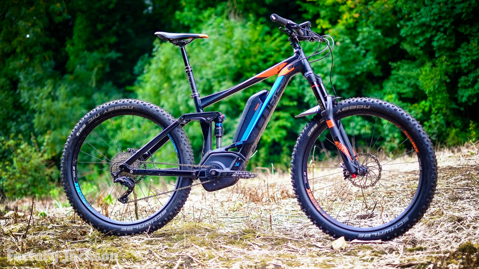 Cube Stereo Hybrid 140 HPA | First Ride