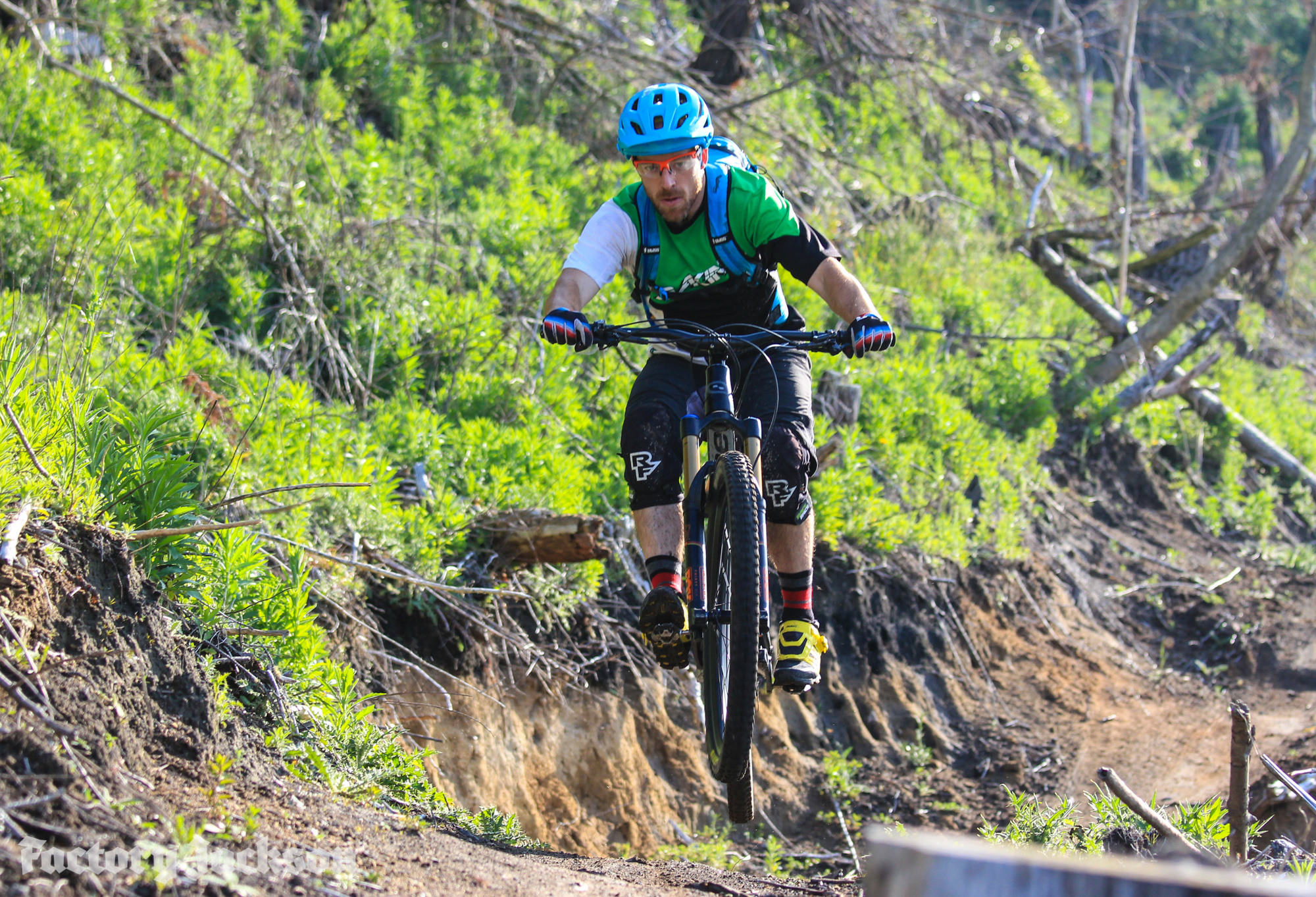 Zerode Taniwha Pinion Gearbox Bike | First Ride - Factory Jackson