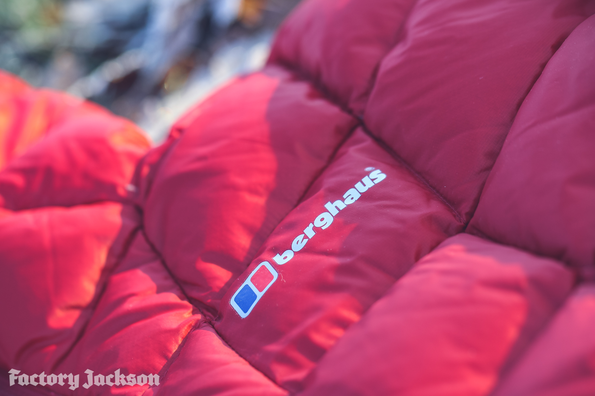 Berghaus Extrem Hydro Down Jacket