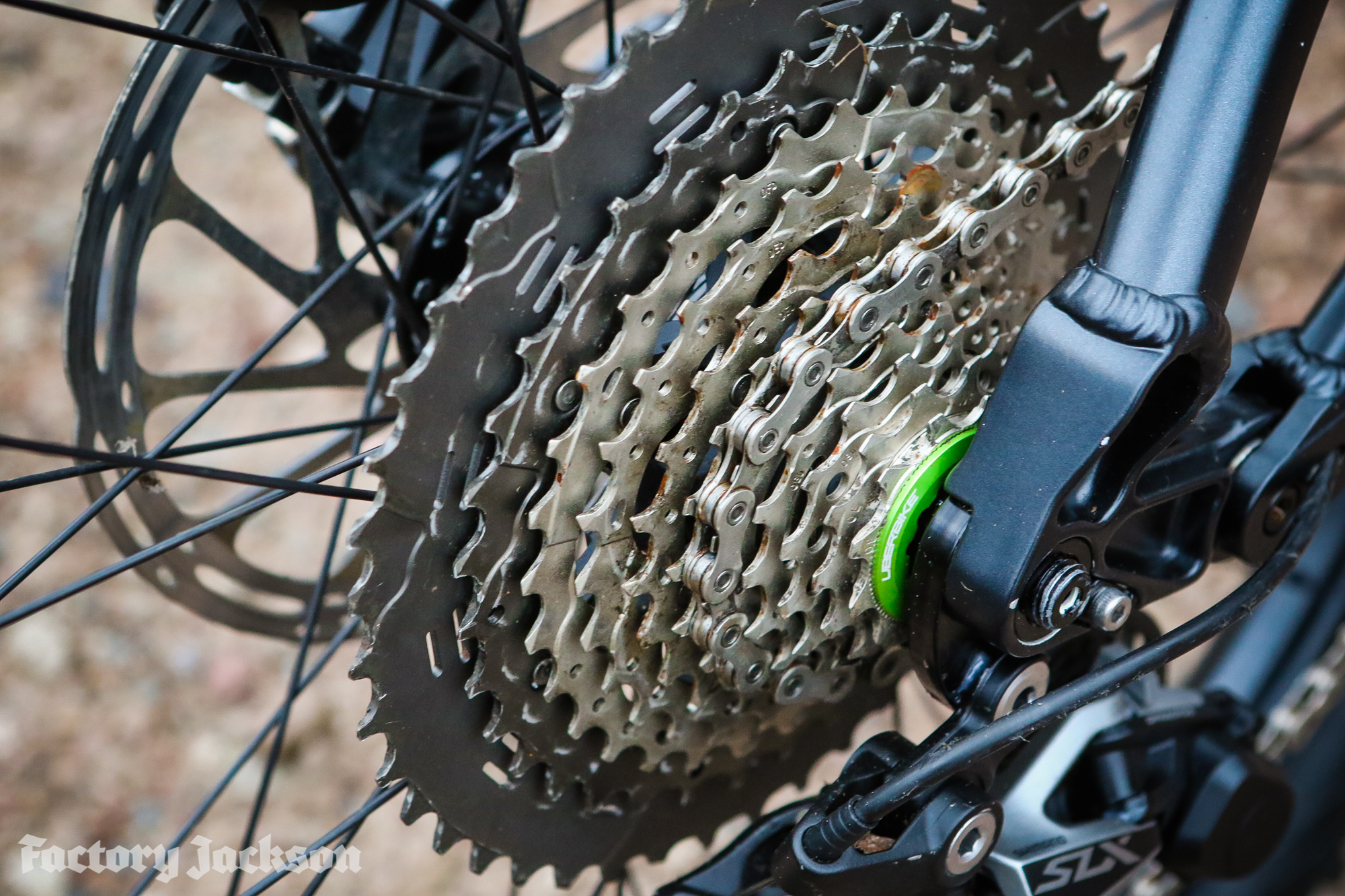 Shimano SLX 2017 1x11 Groupset Review - Factory Jackson