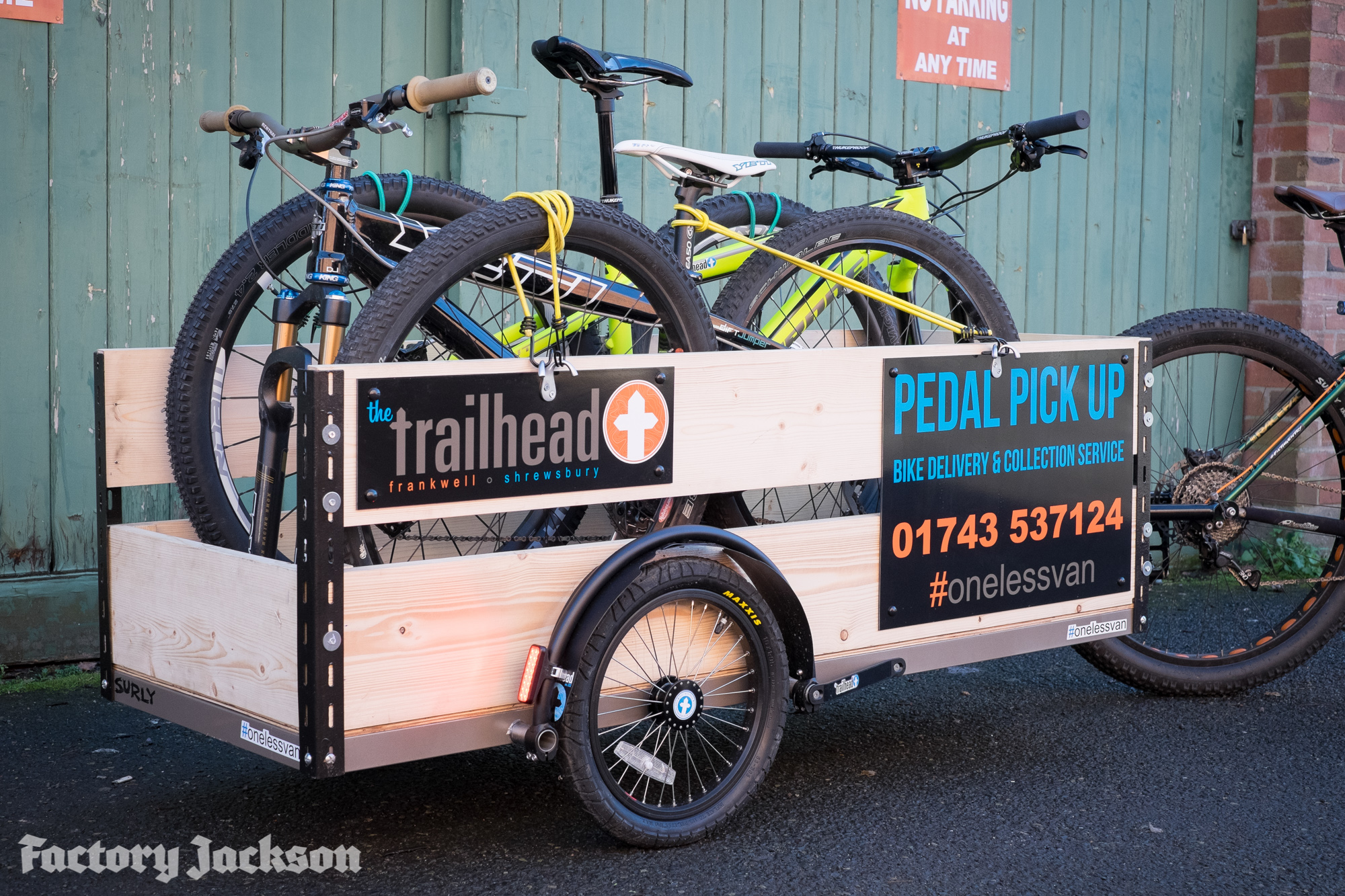 Pedal Pick-Up - The Trailhead Bicycle Company