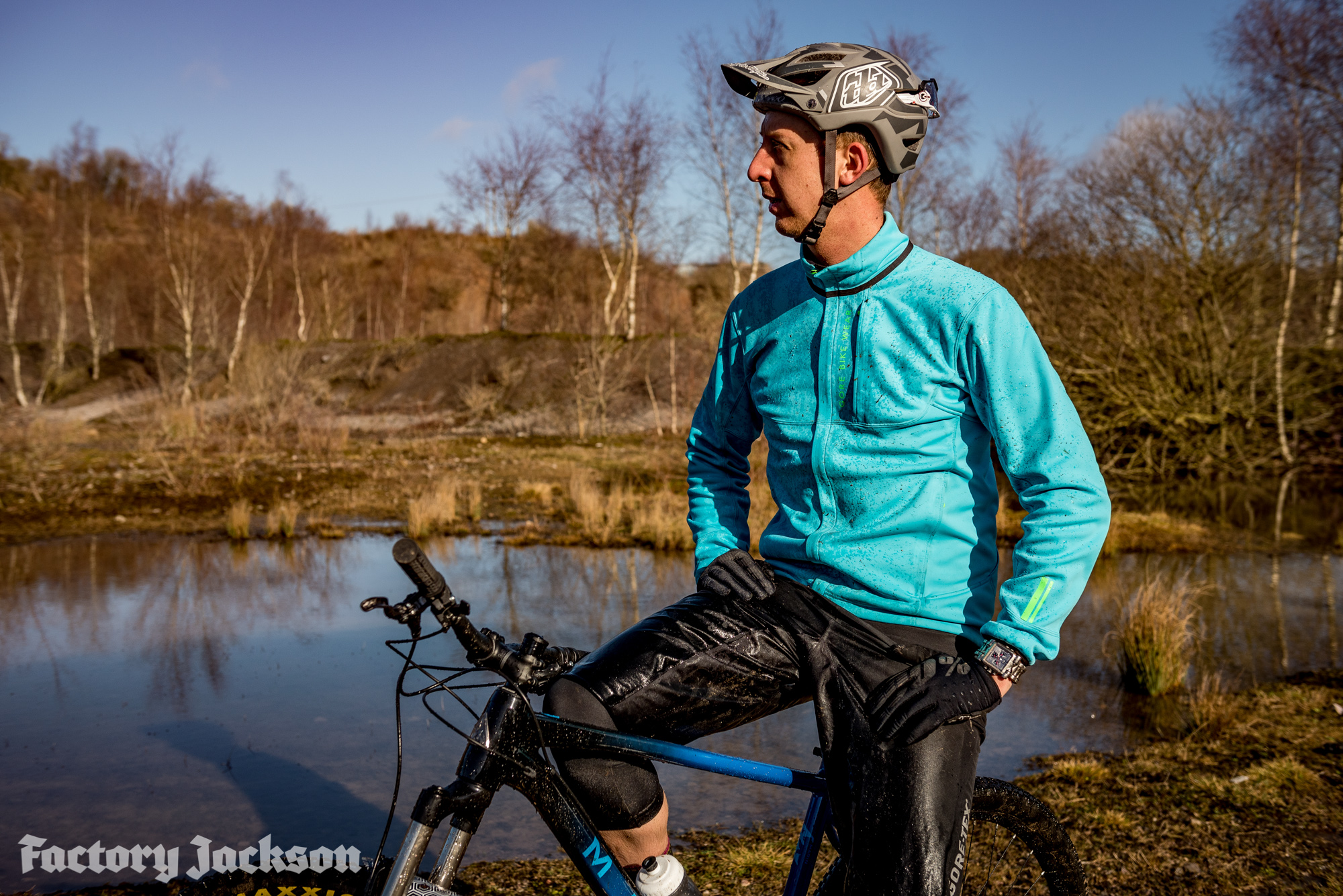 Gore Power Trail Softshell Review - Factory Jackson Factory Jackson 46b472632