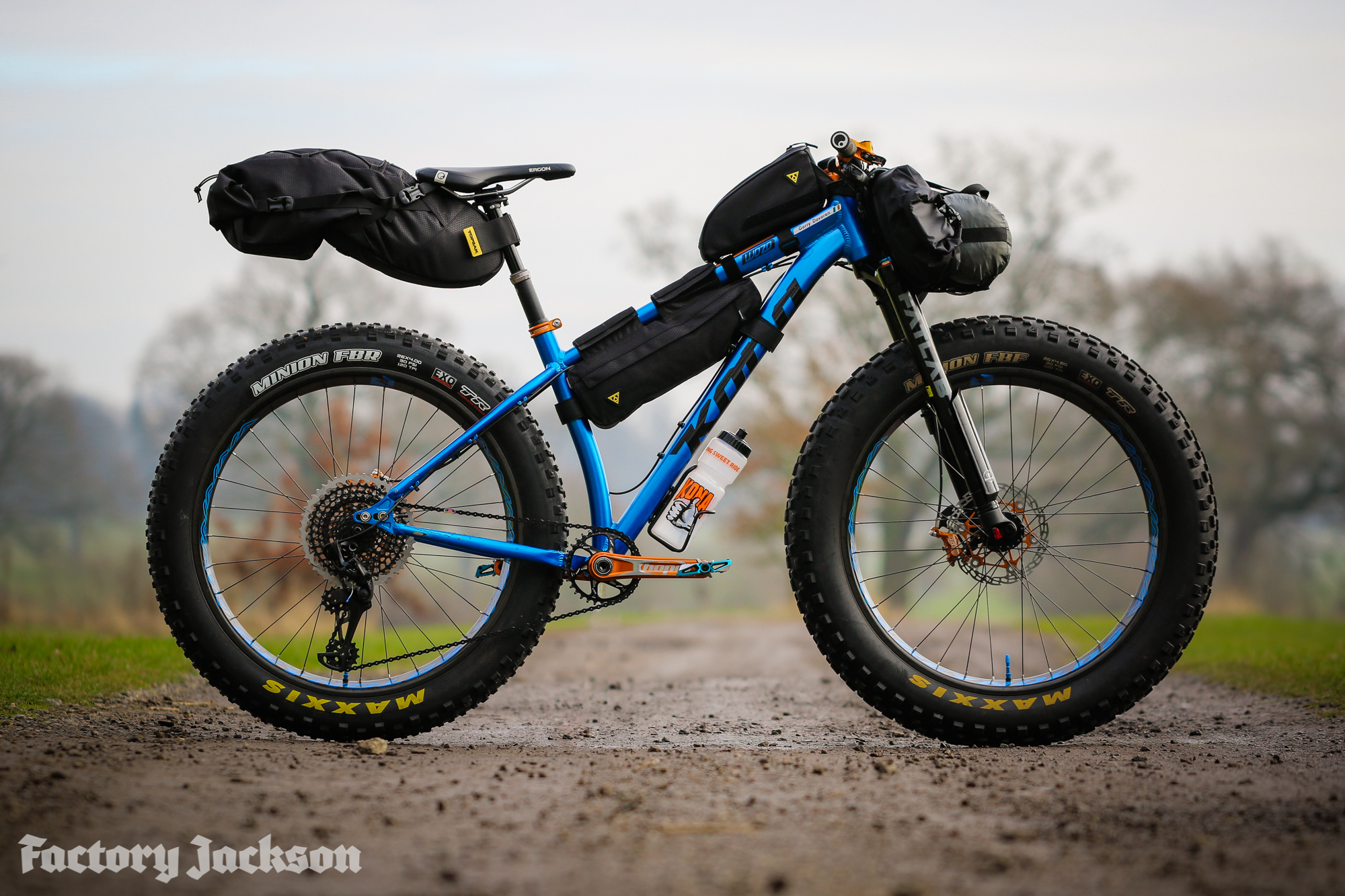 Kona Wozo | Garry Davoren Bike Check-1