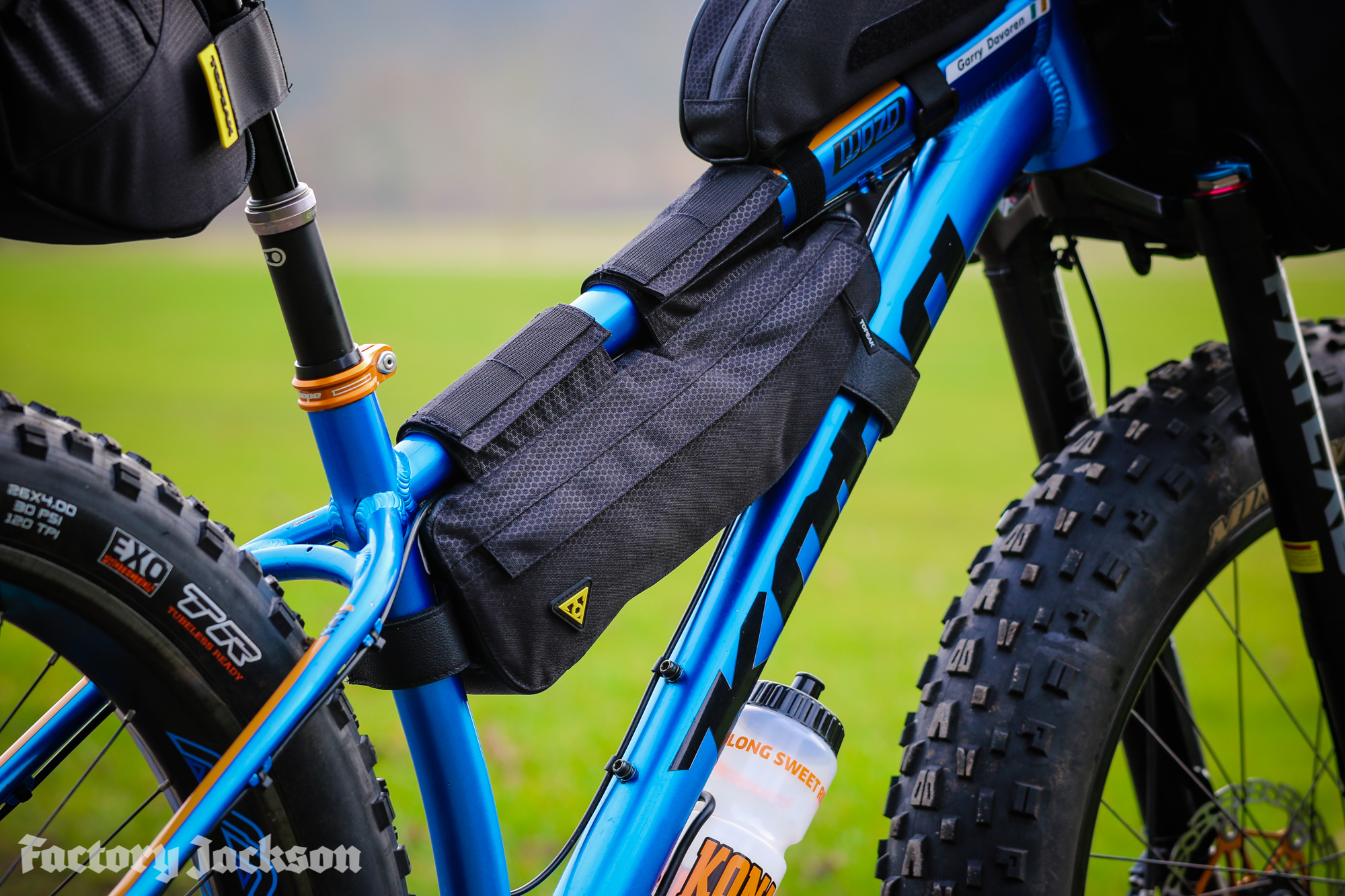 Kona Wozo | Garry Davoren Bike Check-11