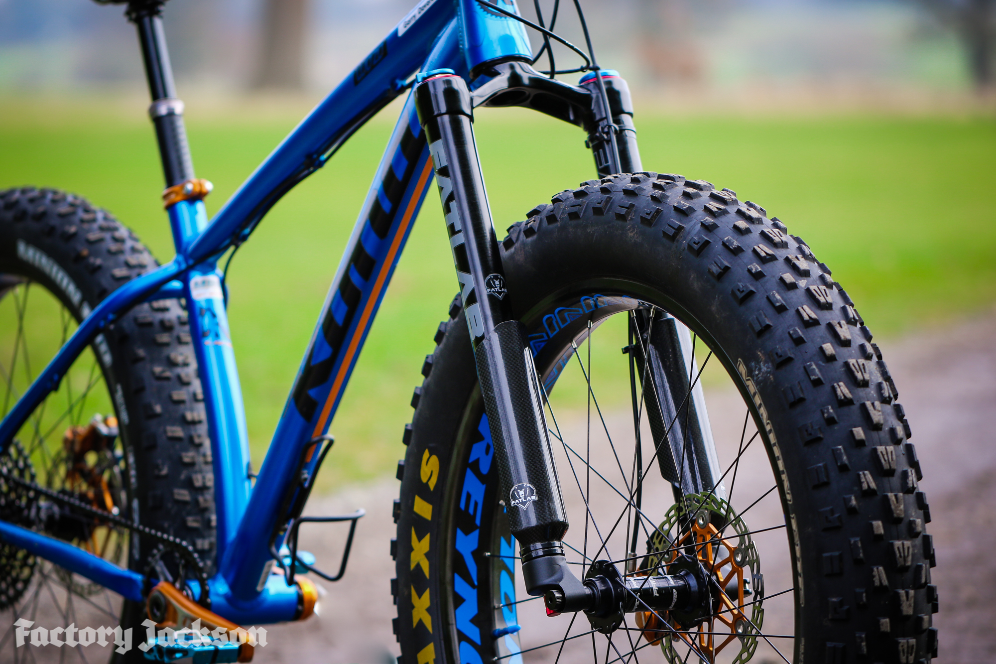 Kona Wozo | Garry Davoren Bike Check-19