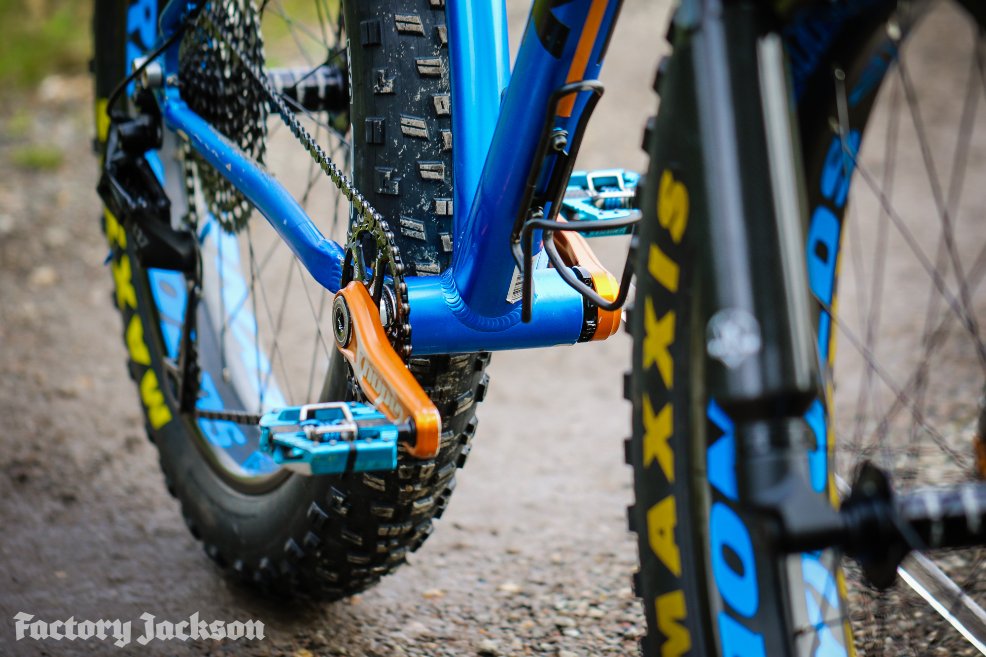 Kona Wozo | Garry Davoren Bike Check-20