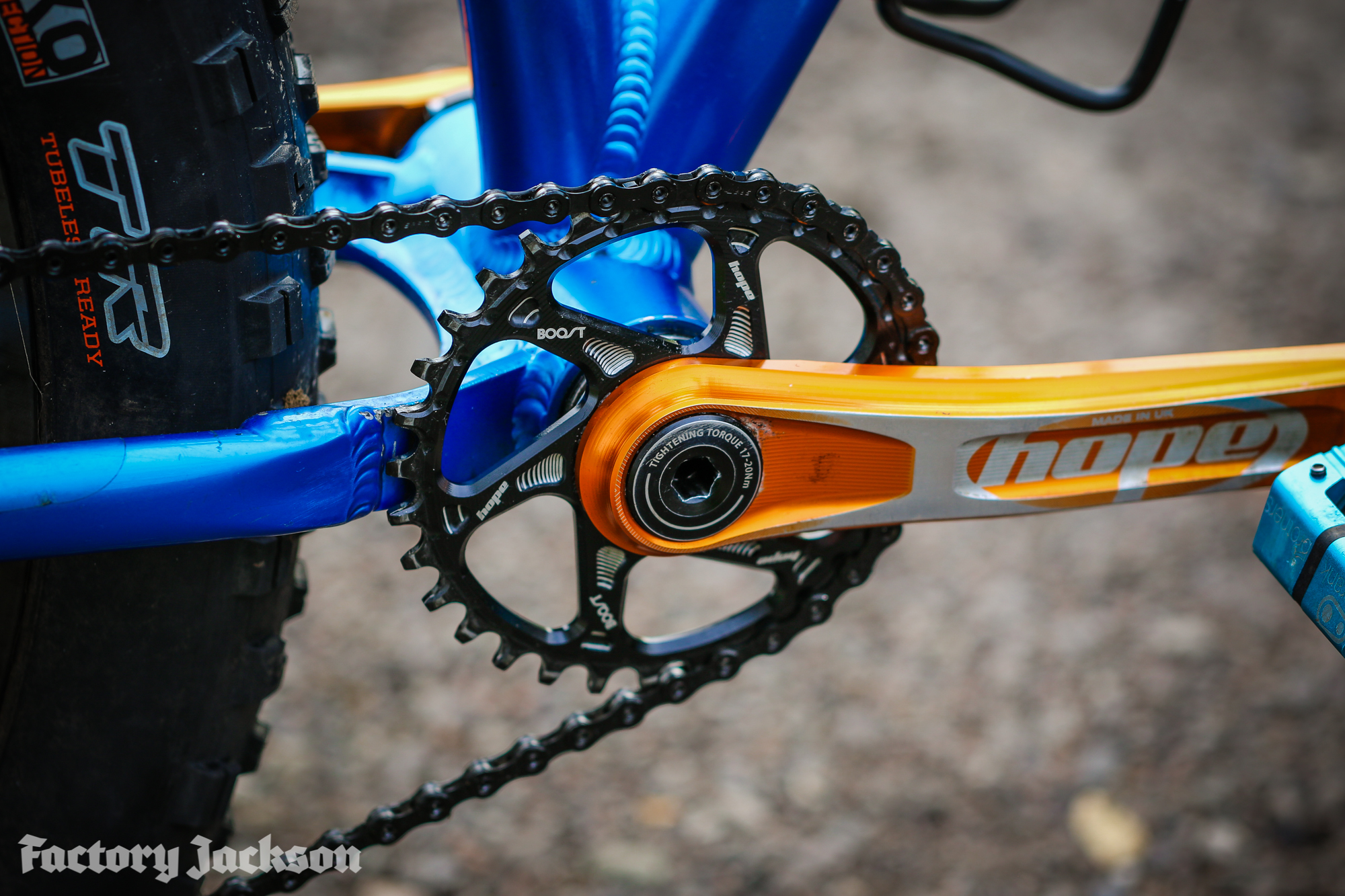 Kona Wozo | Garry Davoren Bike Check-24
