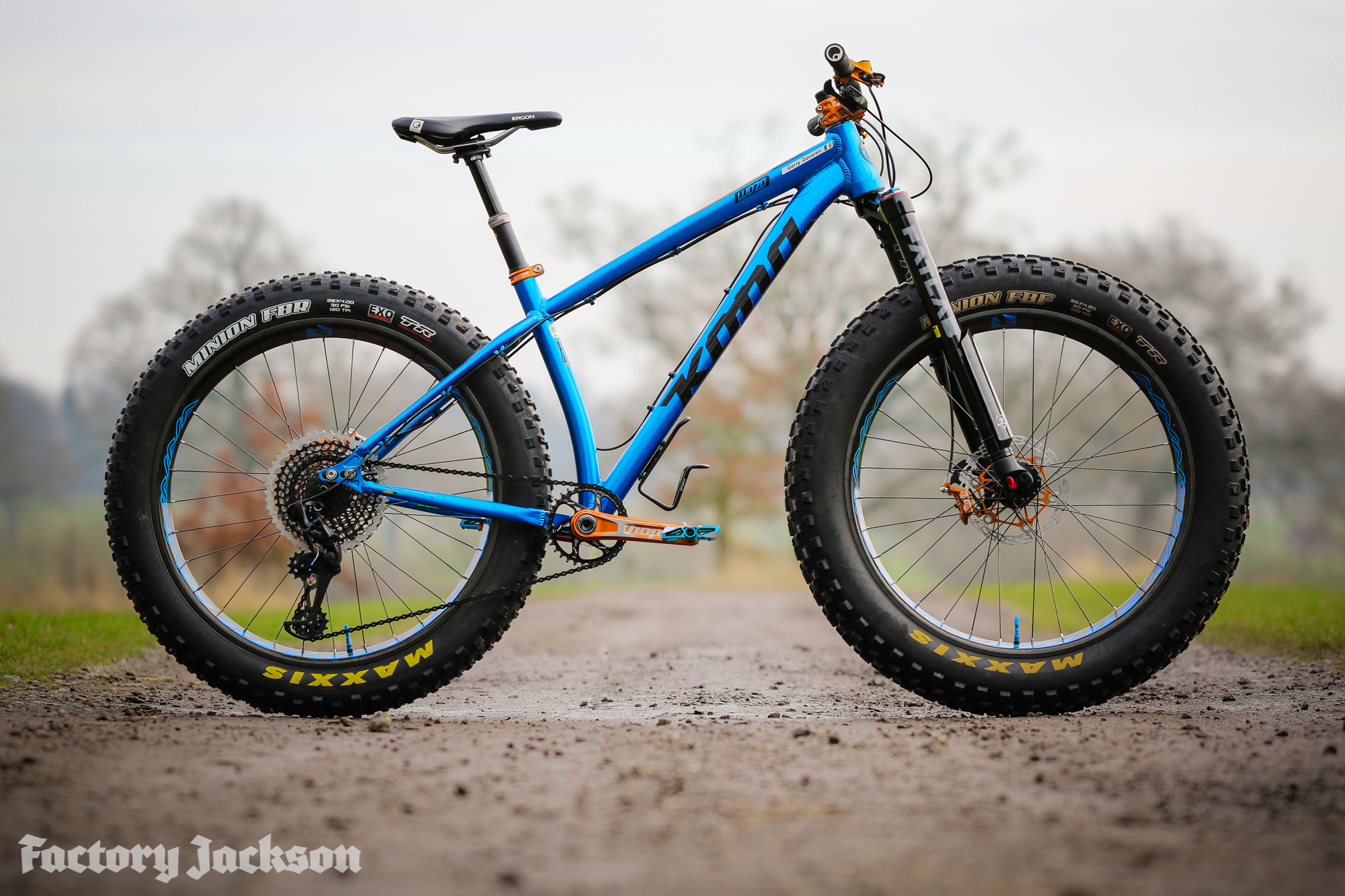 Kona Wozo | Garry Davoren Bike Check-4