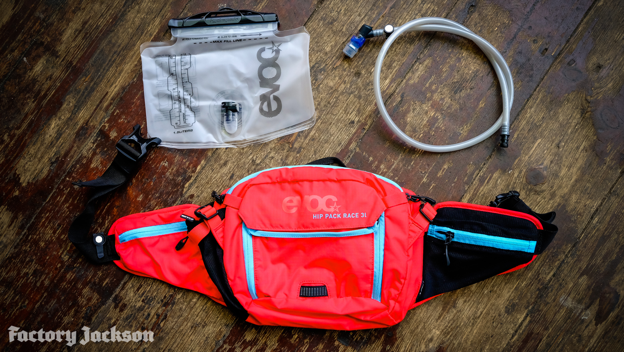 Evoc Hip Pack Race 3L-1
