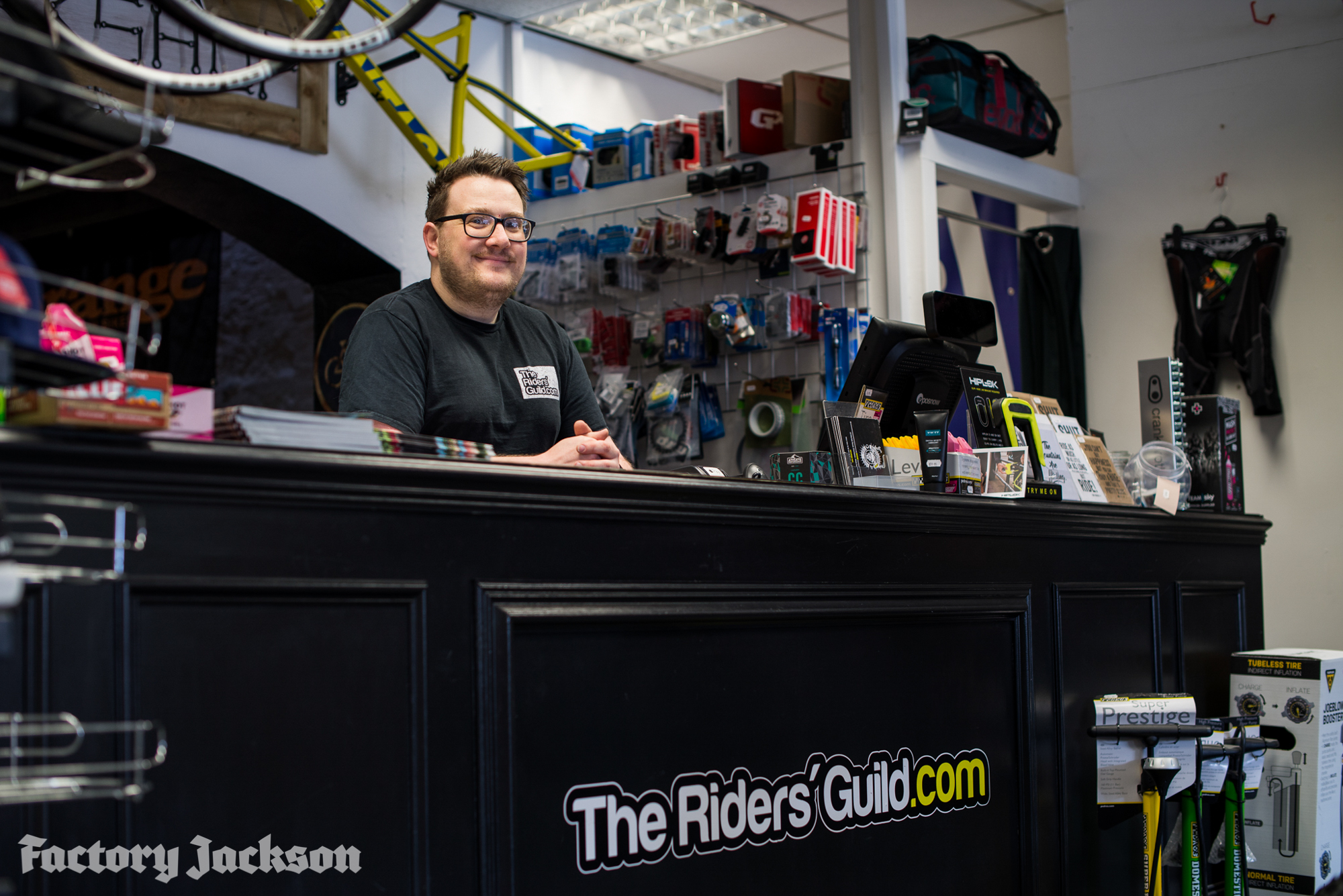 MTB Essentials - Aaron Ponsford of The Riders Guild